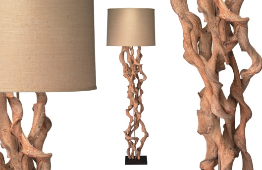 Jamie young floor lamps drunken house retailing around 988 twisted vine floor lamp aloadofball Image collections